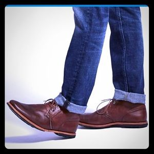 Timberland Boot Company Wodehouse Chukka Shoes!